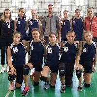 ANAMARIA OMUȚ: Câștiguri pe linie la volei
