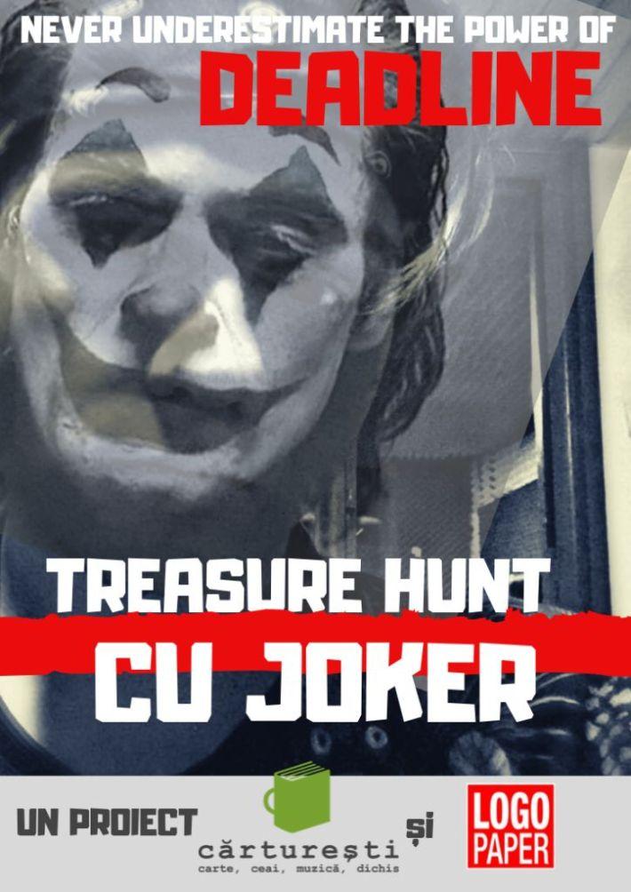 web Treasure Hunt