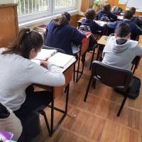 Concurs de acrostihuri și caligrame în cadrul proiectului internațional DECH