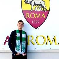 SORINA & LUCAS: O săptămână pe terenul AS Roma