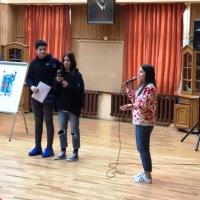 NATALIA & MĂDĂLINA: Dragobete la clasele a IX-a
