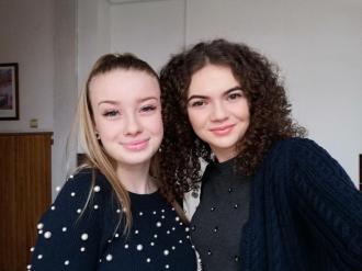 DIANA OSVALD şi GAVRILAŞ CLAUDIA