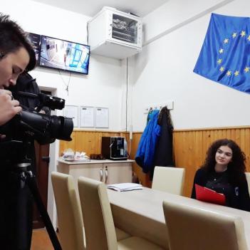 Directorul CN Onisifor Ghibu Oradea, prof. Iulius Timar. Foto: DIANA OSVALD