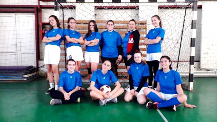 echipa fotbal feminin