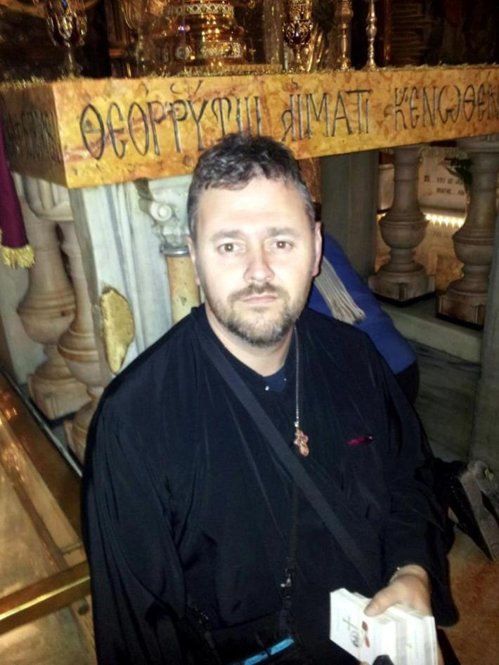 Parintele Teodor Bince