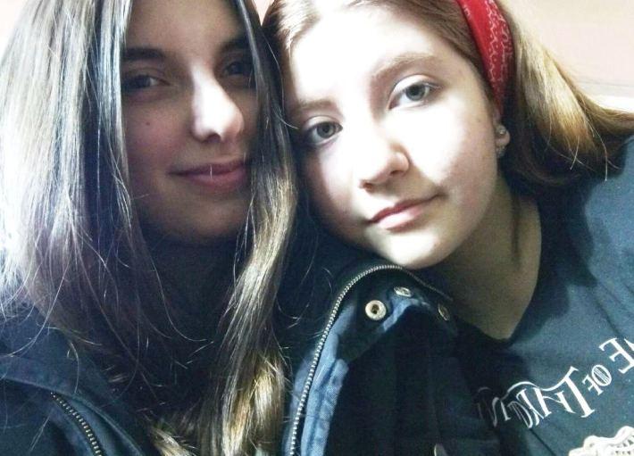 Antonia Bodiu şi Andreea Bot