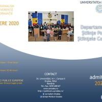 Start înscrieri la Jurnalism la Universitatea din Oradea