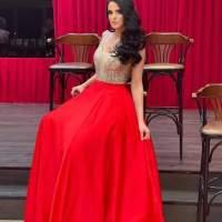 LARISA: Top model internațional la «Puterea dragostei»