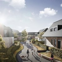 PATRICIA: Colina Nouă este locuința viitorului